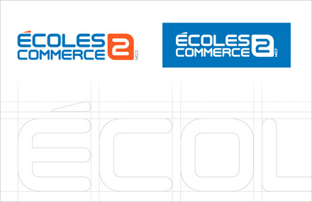 Ecole2Commerce Logo